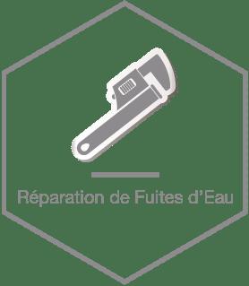 reparation plombier fuite paris