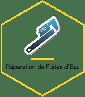 Réparation de Fuites d'Eau